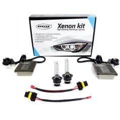 Xenon přestavbová sada D2S 6000K CANBUS (s odporem)