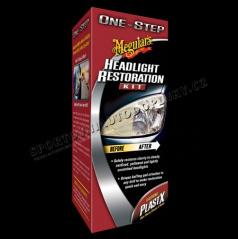 Meguiars sada na oživení skel světlometů Headlight Restoration Kit