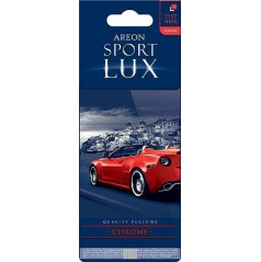 Osvěžovač vzduchu Areon Sport Lux Chrome