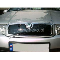 Zimní clona - kryt chladiče Škoda Fabia I  1999-2008