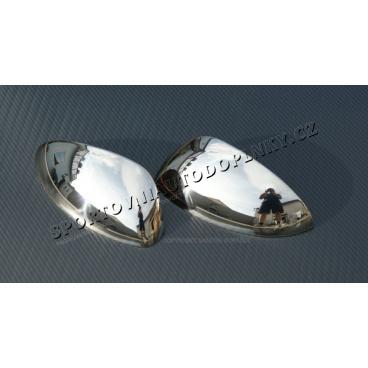 NEREZ chrom kryty zrcátek OMTEC (omsa line) - Nissan Juke