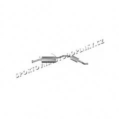 Výfuk Nissan Serena 2.0D/ Vanette 2.3D