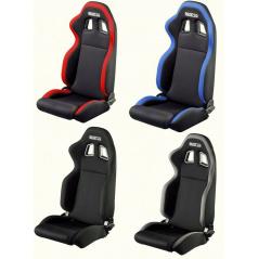 Sportovní sedačka Sparco R100 polohovatelná