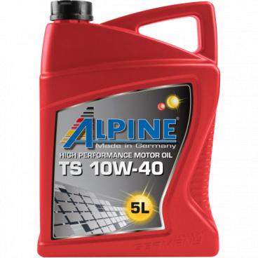 Motorový syntetický olej Alpine RSL 10W-40