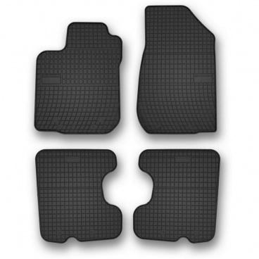 Gumové koberce, Dacia Sandero II + Stepway II, 2012-2018