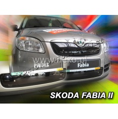 Zimní clona - kryt chladiče Škoda Fabia II 5 dveř. 2007 - 2010 (spodní)