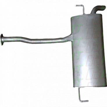 Zadní díl výfuku Hyundai ix35, 2.0i (01/10-09/13), 2.0CRDi (01/10-06/15)