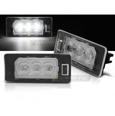 LED osvětlení SPZ - BMW E90 / F30 / F32 / E39 / E60 / F10 / X3 / X5 / X6 (PRBM11)