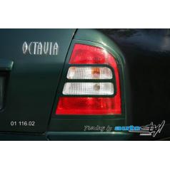 Rámeček zadních světel - pro lak Škoda Octavia I 2001