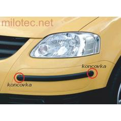 Koncovka pro ochrannou lištu nárazníků, Škoda Kamiq