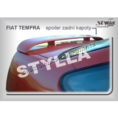 FIAT TEMPRA SEDAN (90-96) spoiler zad. kapoty (EU homologace)