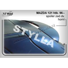 MAZDA 121 HTB  (96-00) spoiler zad. dveří horní (EU homologace)