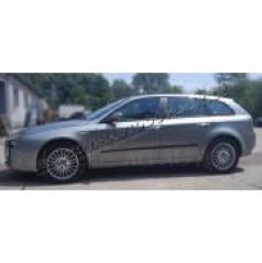 Alfa Romeo 159, 2005-2011, combi, wagon, boční ochranné lišty dveří