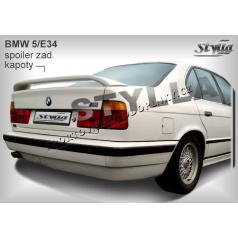 BMW 5/E34 SEDAN 88-95 zadní křídlo (EU homologace)
