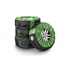 Sada obalů pro pneumatiky originál Škoda