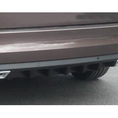 Difuzor zadního nárazníku - Škoda Octavia III. r.v. 2013/2017