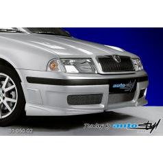 Škoda Octavia 2001 Spoiler pod přední nárazník