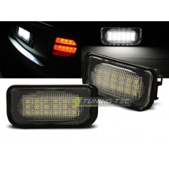 LED osvětlení SPZ - Mercedes W203 07.2000-07 sedan (PRME03)