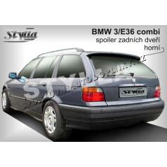 BMW 3/E36 COMBI 95-99 spoiler zadních dveří horní