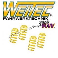 Sportovní pružiny ST suspensions ''Made by KW'' pro Mercedes CLS