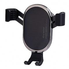 Držák telefonu MYWAY s uchycením do ventilace černý