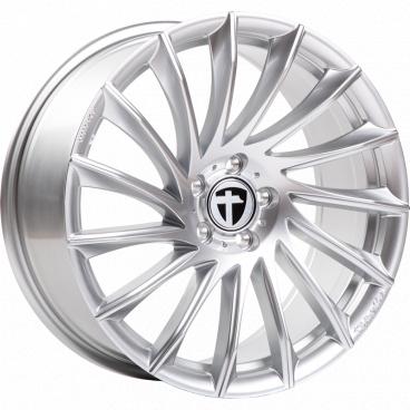 Alu kolo Tomason TN16 silver 7,5x17 5x108 ET42