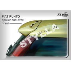 FIAT PUNTO I  (93-99) spoiler zad. dveří horní (EU homologace)