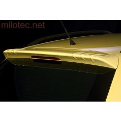 Střešní spoiler Milotec, Škoda Fabia II Combi 01/08+