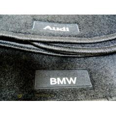 Textilní velurové autokoberce šité na míru - BMW X6 E71, E72, 2008-