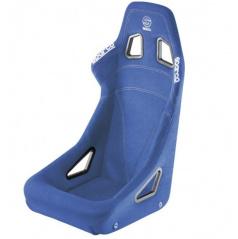 Pevná sedačka Sparco Sprint modrá FIA homologace