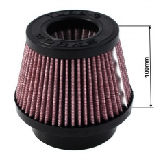 Sportovní vzduchový filtr TurboWorks průměr 60-76 mm, výška 100 mm