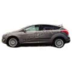 Ford Focus 2011- , 5 dveř., boční ochranné lišty dveří
