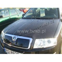 Zimní clona - kryt chladiče Škoda Superb I 4 dveř., 2002 - 2006