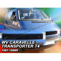 VW T4 Caravelle / Transporter, 1990-1996, před faceliftem - zimní clona - kryt chladiče