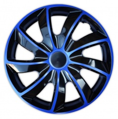 "Kryty kol Quad Bicolor Blue 13-16"" (po 1 ks)"