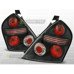 FIAT STILO 2001-08 ZADNÍ LAMPY BLACK (LTFI12)