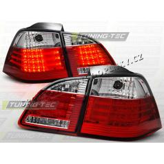 BMW E61 04-07 ZADNÍ LED LAMPY (LDBM33) - touring