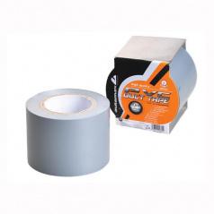 Izolační páska PVC 48mm x 10m x 19mm stříbrná