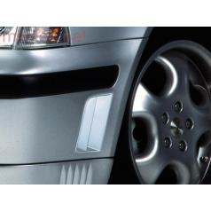 Boční výdechy předního nárazníku, ABS-černý, Škoda Octavia