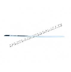 BMW E34 5.řada - NEREZ chrom spodní lišta zadního kufru - OMSA LINE