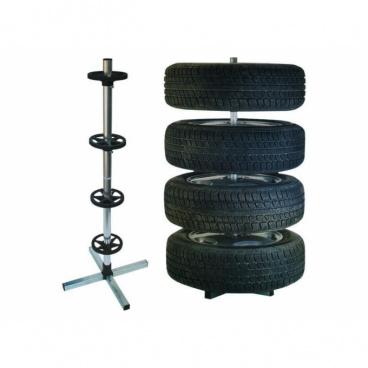 Stojan na uskladnění pneumatik