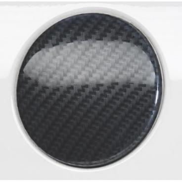 Kryt emblému 3D Carbonstyl Škoda Superb I. 2002-2008 / Superb II. 2008-2013