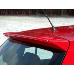 Střešní spoiler  Škoda Fabia II Limousine