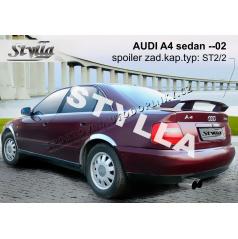 AUDI A4 sedan -02 spoiler zadnej kapoty (EÚ homologácia)