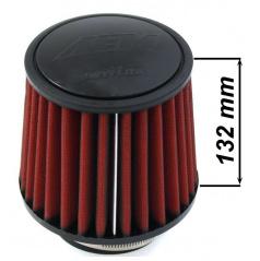 Sportovní vzduchový filtr AEM Dryflow 60-89 mm