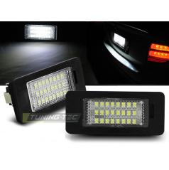 LED osvětlení SPZ - BMW E90 / F30 / F32 / E39 / E60 / F10 / X3 / X5 / X6 (PRBM02)