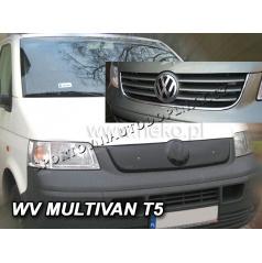 Zimní clona - kryt chladiče VW T5 (Multivan) 2002 - 2010 (3 žebra masky)